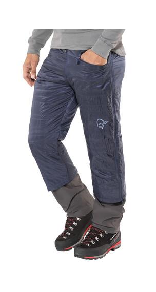 Norrøna Lyngen Alpha100 3/4 Pants Men Ocean Swell